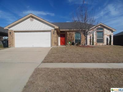 Killeen Single Family Home For Sale: 305 E Libra Drive
