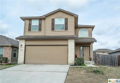 New Braunfels Single Family Home For Sale: 1018 Lauren