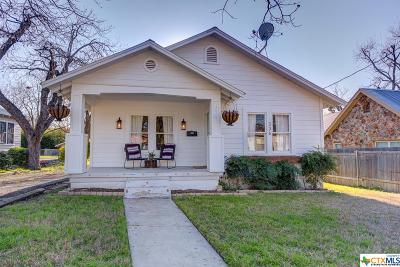 Comal County Single Family Home For Sale: 336 S Mesquite