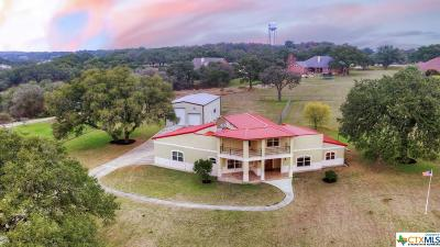 New Braunfels TX Single Family Home For Sale: $459,900