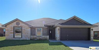 Copperas Cove Single Family Home For Sale: 3445 Plains Street
