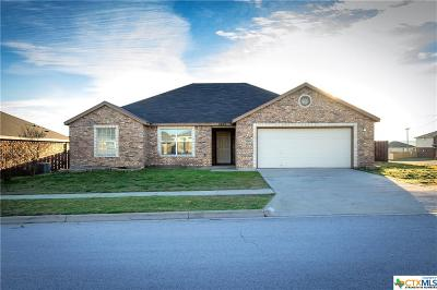Copperas Cove Single Family Home For Sale: 2402 Ryan Drive