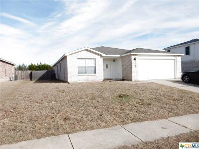 Killeen Single Family Home For Sale: 5302 Oster Drive
