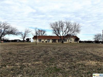 Killeen Single Family Home For Sale: 3653 Love Road