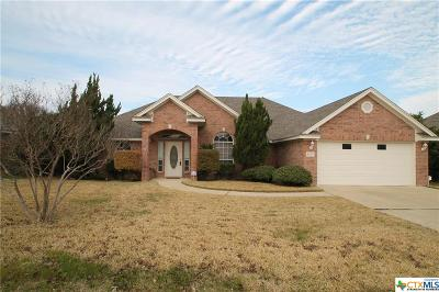 Killeen Single Family Home For Sale: 2111 Southport