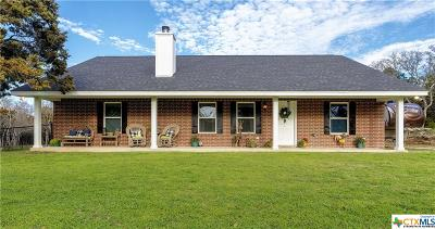 Gatesville Single Family Home For Sale: 136 Canyon Drive