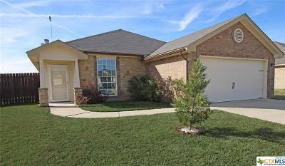 Killeen Single Family Home For Sale: 6201 Brushy Creek Drive