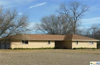 Belton, Temple Single Family Home For Sale: 1440 Clarence Road