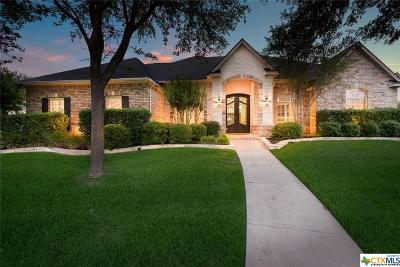 Temple, Belton, Salado, Troy Single Family Home For Sale: 1904 Canyon Springs