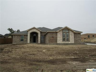 Killeen  Single Family Home For Sale: 7710 Pyrtie Drive