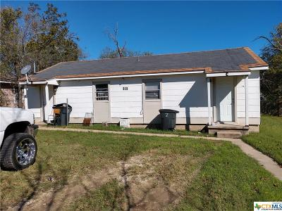 Killeen Multi Family Home For Sale: 515 W Avenue E