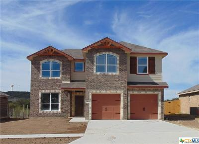 Copperas Cove Single Family Home For Sale: 825 Ross Road