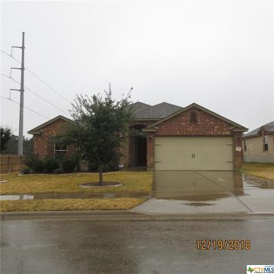 Killeen Single Family Home For Sale: 7005 Osbaldo Drive
