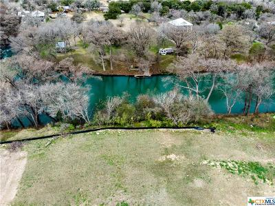 New Braunfels Residential Lots & Land For Sale: 1350 River Place Drive