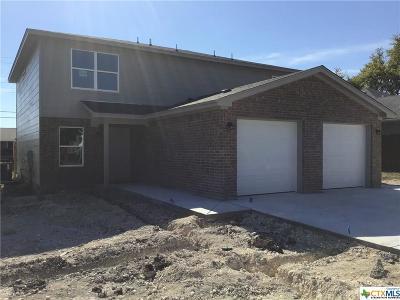 Copperas Cove Multi Family Home For Sale: 411 Allen Street