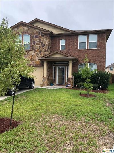 Jarrell Single Family Home For Sale: 133 Langtry