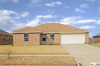 Killeen Single Family Home For Sale: 3903 Kevin Shaw Drive