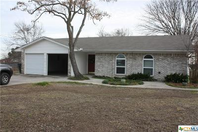 Killeen Single Family Home For Sale: 3702 Love Road