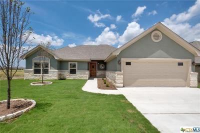 Jarrell Single Family Home For Sale: 104 Terry Meadow