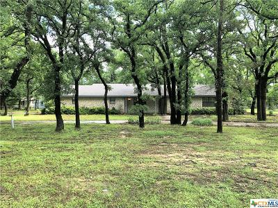 Gatesville Single Family Home For Sale: 604 River Oaks