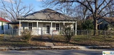 Temple, Belton Single Family Home For Sale: 1007 S 4th Street