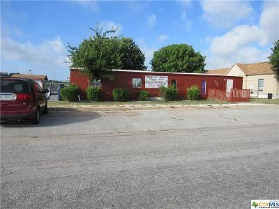 Harker Heights Commercial For Sale: 102 W Bobwhite