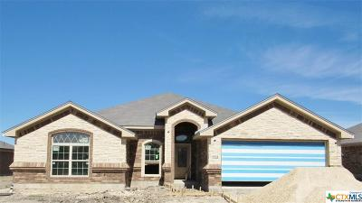 Killeen Single Family Home For Sale: 5911 Verde