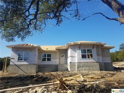 Canyon Lake Single Family Home For Sale: 143 Ashley