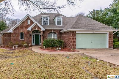 Belton, Temple Single Family Home For Sale: 5014 Ascot Parkway