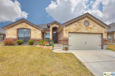 Killeen Single Family Home For Sale: 2903 Legacy Lane