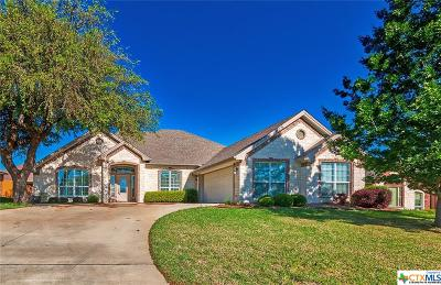 Harker Heights Single Family Home For Sale: 2515 Leatherwood Drive