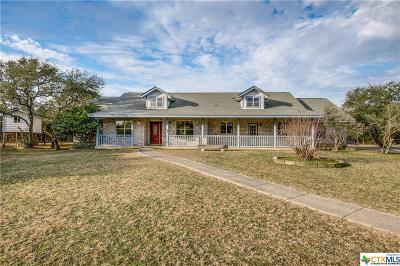New Braunfels TX Single Family Home For Sale: $499,000