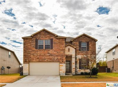 Killeen TX Single Family Home For Sale: $224,900