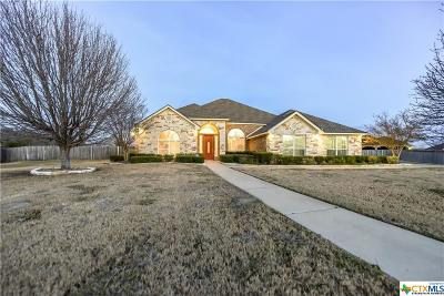 Harker Heights Single Family Home For Sale: 2107 Addax Trail