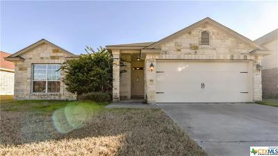 Killeen Single Family Home For Sale: 5712 Birmingham Circle