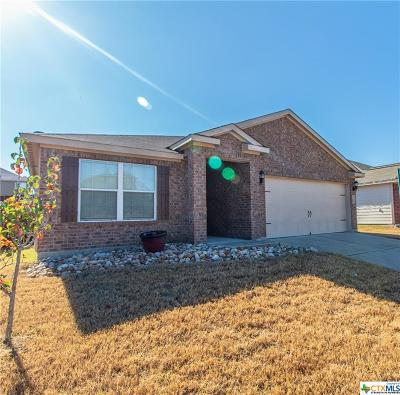 Jarrell Single Family Home For Sale: 308 Judge King