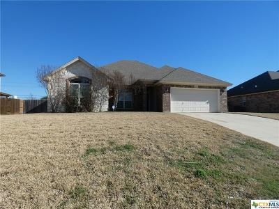Harker Heights Single Family Home For Sale: 2012 Deer Field