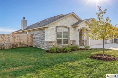 Belton Single Family Home For Sale: 3326 Charbray Drive