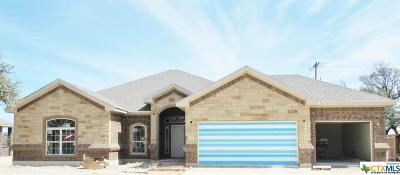 Killeen Single Family Home For Sale: 8508 Grand Oaks