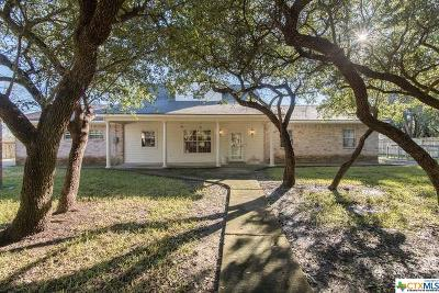 Bell County Single Family Home For Sale: 1109 Salado Oaks