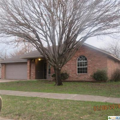 Bell County Single Family Home For Sale: 4502 Bluestem Lane