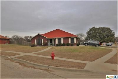 Copperas Cove Single Family Home For Sale: 509 Citation