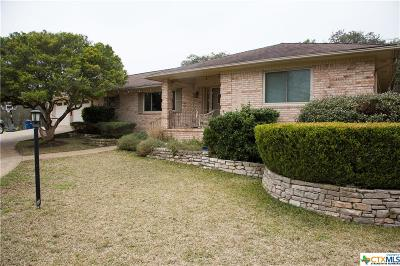 New Braunfels Single Family Home For Sale: 18 Ridge
