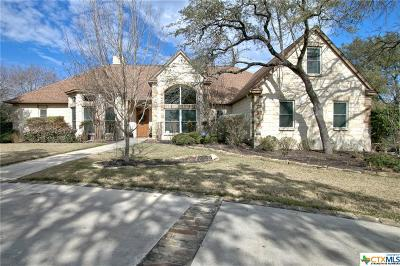 New Braunfels Single Family Home For Sale: 10323 Oak Forest Way