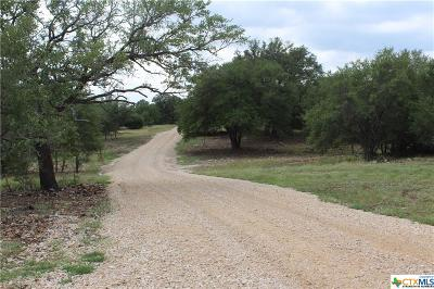Salado Residential Lots & Land For Sale: 7702 Shiny Top Ranch Ln., Cedar Grove Bend