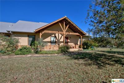 Guadalupe County Single Family Home For Sale: 285 Heavenly Lane