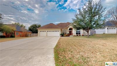 New Braunfels Single Family Home For Sale: 2336 Country Grace