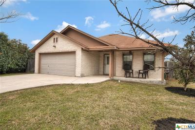 New Braunfels Single Family Home For Sale: 1502 Dustin Cade Drive