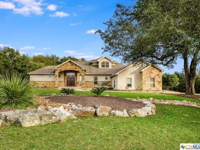 Comal County Single Family Home For Sale: 9907 Kopplin