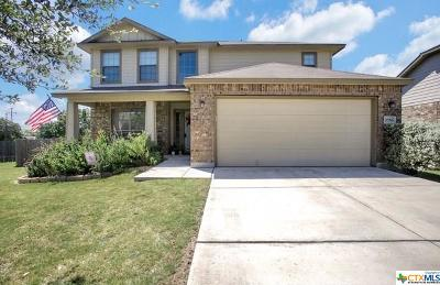New Braunfels Single Family Home For Sale: 2756 Scarlet Tanger